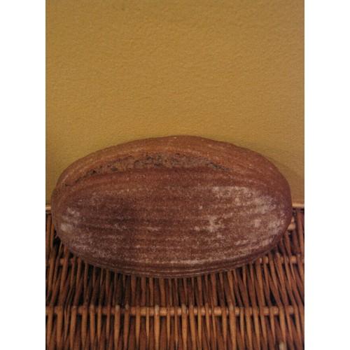 Zdrava pekaren Kváskový chlieb špaldovo ražný 500g