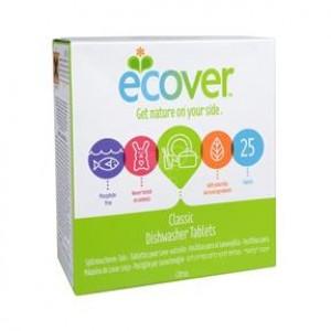 Ecover tablety do umývačky 500g