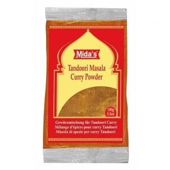 MIDA Tandoori masala indická zmes 100g