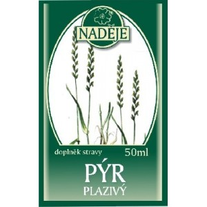 Nadeje pýr plazivý T34 50ml