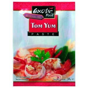 Exotic Food Tom yum pasta 50g