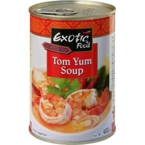 Exotic food Tom yum polievka 400ml