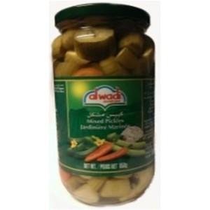 Al wadi Turshu (nakladaná zelenina po arabsky) 850 g
