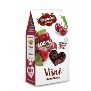Crunchy snack Višne lyofilizované 30g