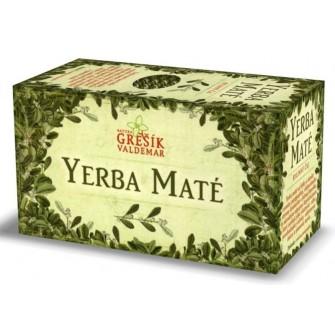 Grešík Yerba maté čaj, porciovaný 30g