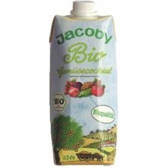 Jacoby Zeleninová šťava bio 500ml