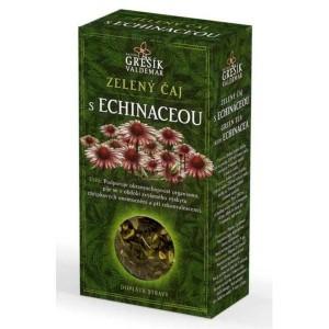 Grešík Zelený čaj s echinaceou 70g