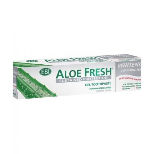 ESI Zubná pasta Aloe Fresch Whitening 100ml