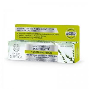 Natura Siberica Zubna pasta proti krvácaniu ďasien 100 g